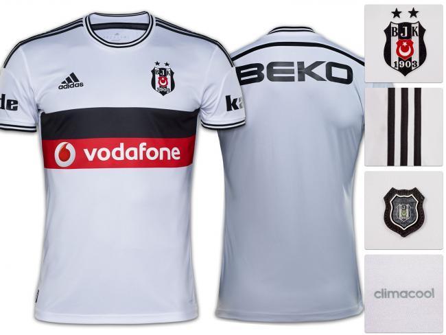 Beşiktaş 2014/2015 Sezonu Formaları