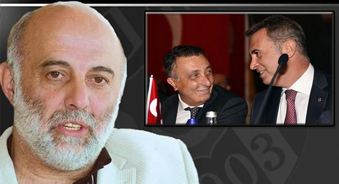'Ahmet Nur Çebi ve Ekibini Uyarıyorum!'