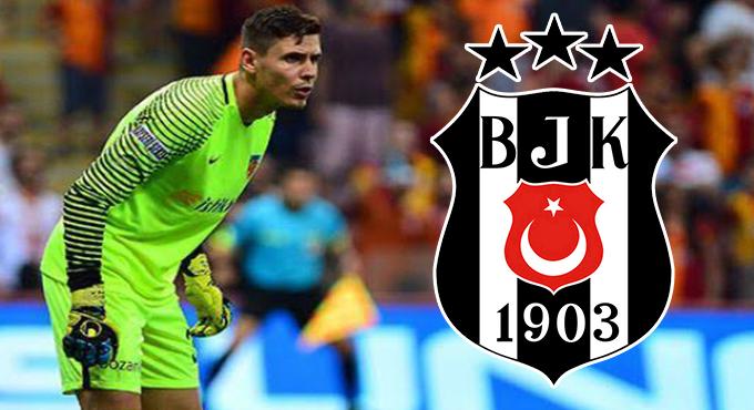 Beşiktaş Silviu Lung'la Anlaştı!