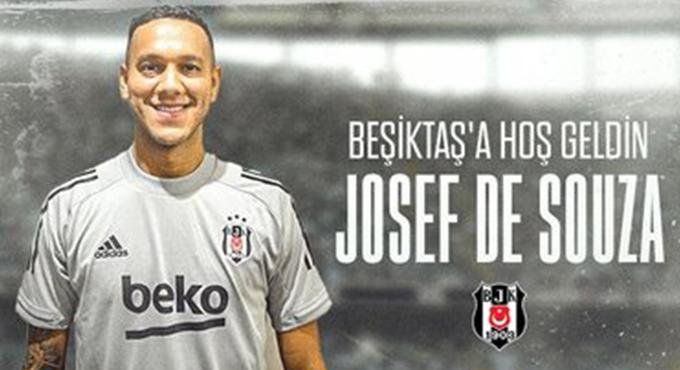 Beşiktaş Josef De Souza'yı Resmen Açıkladı!