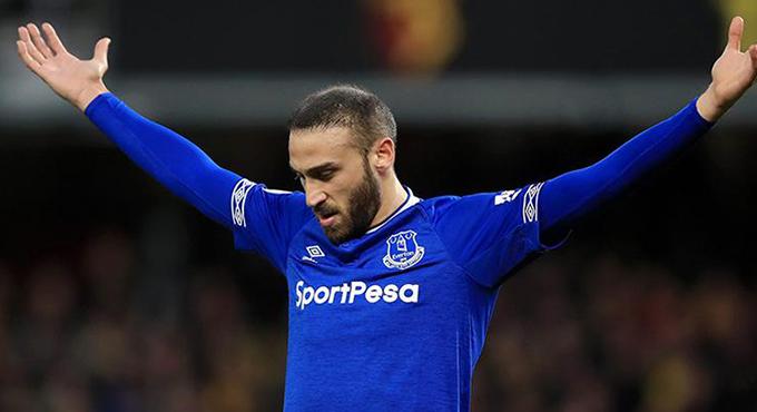Everton'da Cenk Tosun Dönemi Sona Eriyor!