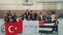 Demir Pençeli Kartallar Avrupa Şampiyon Kulüpler Kupası'nda Mücadele Etti