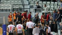 Beşiktaş-Galatasaray Derbisi Karıştı