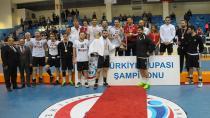 Şampiyon Beşiktaş Mogaz Törenle Kupasını Aldı