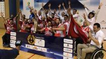 Tekerlekli Sandalye Basketbol Erkek Milli Takımı Avrupa Şampiyonu!