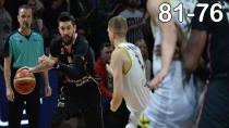Beşiktaş Deplasmanda Mağlup!