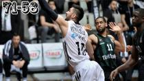 Beşiktaş Sompo Japan Evinde Yıkıldı!