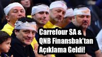 Beşiktaşlı Taraftarlardan 'Carrefour ve Finansbank' Boykot Kampanyası!