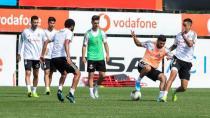 Beşiktaş'tan Hafif Tempo!