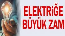 ELEKTRİĞE SON 1 YILDA %70 ZAM YAPILDI!
