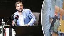 Beşiktaş'ın Eski Yöneticisi İşadamına Kafa Attı!