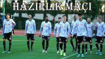 Beşiktaş 2 Mezokövesd-Zsory 0