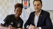 Esse Mbeyu Akida Beşiktaş'ta!