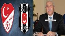 TFF AHMET NUR ÇEBİ'YE CEZA VEREMEZ!