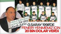 Stingaciu ''Galatasaray'dan Teşvik Primi Aldım!''