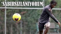 N'Sakala'dan Beşiktaş İtirafı!