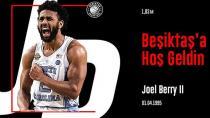 NBA Yıldızı Joel Berry Beşiktaş'ta!