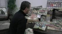 35 Yıldır Beşiktaş'ın Gazete Haberlerini Biriktiriyor!