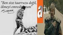 """'Kuruluş Osman"""" Dizisinde Atatürk Skandalı!"""