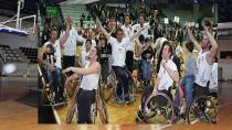 Başkan Ahmet Nur Çebi BJK Engelli Basketbol Takımını Sahipsiz Bırakmadı!