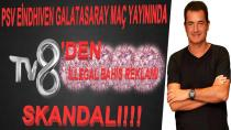 ACUN ILICALI'NIN TV KANALINDA YASA DIŞI BAHİS REKLAMI!